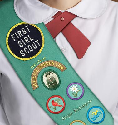 First Girl Scout By Wadsworth, Ginger